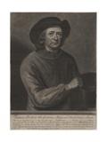 Thomas Britton  Engraved by John Simon (1675-1751)  1703