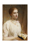 Portrait of Miss Helen Lindsay