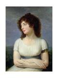 Laure De Guesnon De Bonneuil  Countess Regnaud De Saint-Jean D'Angely