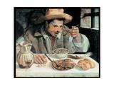 The Bean Eater  1584