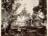 Wat Pho  1890