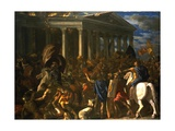 The Destruction and the Sack of the Temple of Jerusalem  1625-26