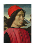 Portrait of a Man  C1490