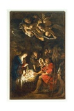 Adoration of the Shepherds  1608