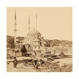 Artillery and Munition Store  Istanbul  1855