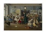 Girls' Boarding School  1871