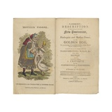 Titlepage of 'Fairburn's Description of the Popular and Comic New Pantomime  Called Harlequin and…