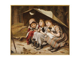 Three Little Kittens  1883