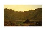 Mountain Solitude  1885