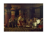 Pastimes in Ancient Egypt  3000 Years Ago  1863