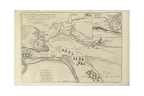 Map of St Lawrence River from 'The Natural and Civil History of the French Dominions in North…