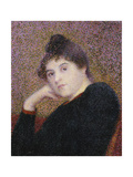 Portrait of a Woman  1892