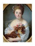 Madame De Porcin  1774