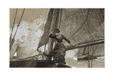 Yachting Girl  1880