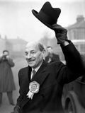 Eve of Poll Confidence Expressed by Clement Atlee  22nd February 1950