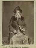 Chief Rabbi of Jerusalem  C1875