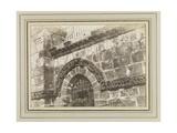 Jerusalem  Holy Sepulchre (Detail)  1854