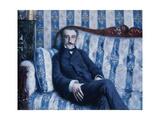 Portrait of Monsieur R  1877