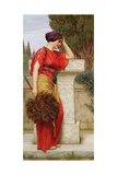 Portrait of Virginia Oldoini  Contessa Di Castiglione  1883