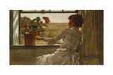Summer Evening  1886