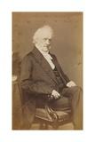 James Buchanan  from Brady's Imperial Portrait Series  C1850s