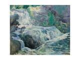 Waterfall  1895-99
