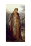 Queen Guinevere  1860