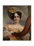 Mademoiselle Ade Sigoigne  1829