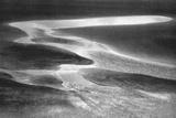 View of Sand   Porbandar Area of Gujarat