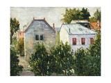 Suburban Garden at Asnieres  1883