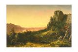 Rocky Landscape  1853