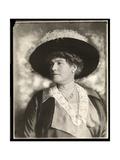 Portrait of Miss Gresham