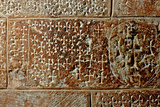 Crosses Engraved by Crusaders and Pilgrims on the Walls of the Church