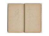 Goats  from a Sketchbook  Mezy  1890-92