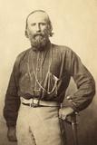 Giuseppe Garibaldi  from a 19th Century Photograph