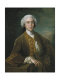 Portrait of Lord Trimelston  1744