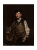 The Whistling Boy  1902