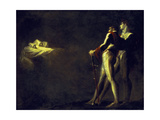 The Three Witches Appearing to Macbeth and Banquo  1800-1810