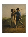 Going to Work  1851-53