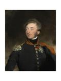 Portrait of Louis Antoine  Duke of Angouleme  1825