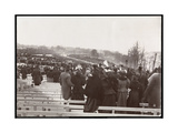 View from the Bleechers of the Crowd and Procession Associated with the Dedication of Grant's…