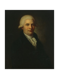 Portrait of Prague Merchant Johann Gottlob Israel  Dresden  1780