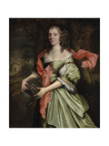 Portrait of a Lady  C1660s