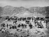 Native Mountain Battery  the Punjab Frontier Force in the Kuram Valley  1878-80