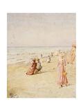 The Beach  Ostende