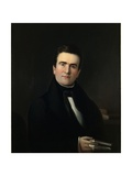 Mr Hiram Hall of Portland  Maine  C1839