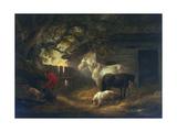 A Farmyard  1792