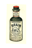 Advertisement for 'Brain Salt'  1890s