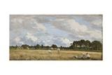 Haymaking (Le Foins)  C1870-90
