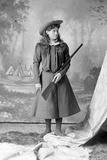 Annie Oakley  C1897-1926